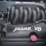 Jaguar V8 engine