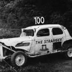 Stock Car racecar
