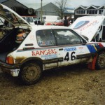 Peugeot at event
