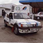Racing Peugeot