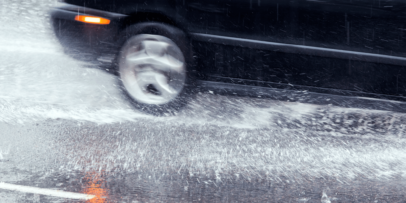 Wet weather driving tips - Advice from an independent car garage