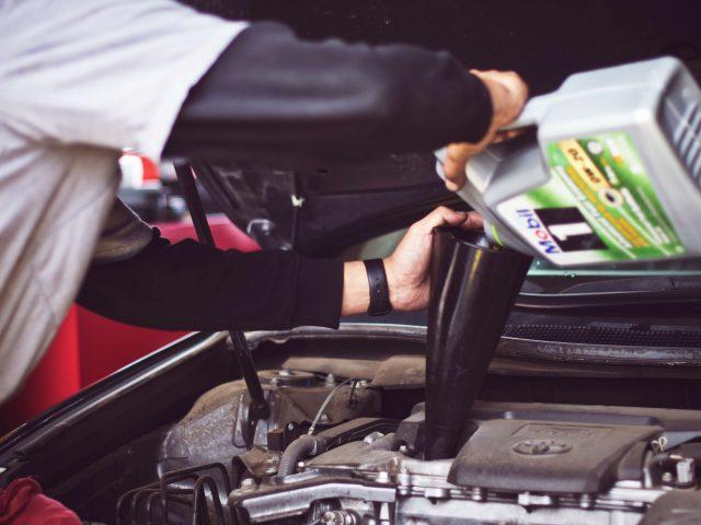 At home car safety checks