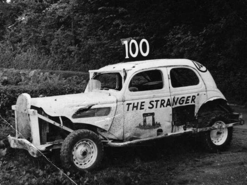 Rangers Garage History